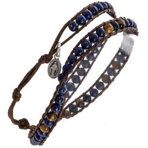 【送料無料】ブレスレット アクセサリ― ブレスレットラピスラズリミリbracelet lapis lazuli 4mm