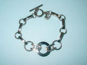 【送料無料】ブレスレット アクセサリ― マイクエリスニューヨークレディースブレスレットステンレススチールアクリルmike ellis york womens bracelet stainless steel acryl 190 cm s173 ips