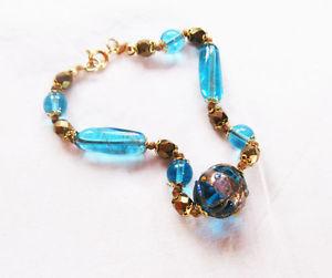【送料無料】ブレスレット アクセサリ― ブレスレットビーズムラーノコレクションbracelet beads murano veritables collection