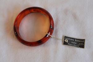 【送料無料】ブレスレット アクセサリ― ブレスレットベークライトパリbracelet bakelite baverel paris ref 219