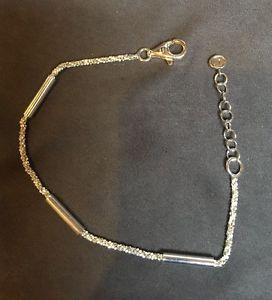 【送料無料】ブレスレット アクセサリ― ウォーターズエッジブレスレットスターリングイタリアドルsilpada b3209 waters edge bracelet sterling silvr italian made 78 in 49