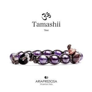 【送料無料】ブレスレット アクセサリ― ブレスレットチベットアメジストtamashii bracelet tibet etno amethyst buddhist monks bhs9008