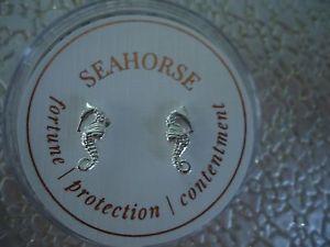 【送料無料】ブレスレット アクセサリ― アレックススターリングシルバーポストイヤリングalex and ani seahorse sterling silver post earrings