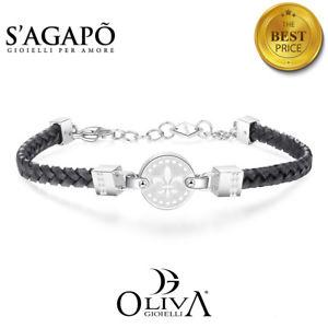【送料無料】ブレスレット アクセサリ― ブレスレットメダルbracelet man jewelry sagap medal smd13