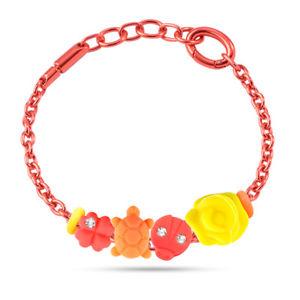 【送料無料】ブレスレット アクセサリ― ブレスレットドロップgenuine morellato bracelet drops passion female sabz156