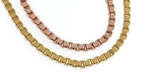 【送料無料】ブレスレット アクセサリ― ベネチアンブレスレットゴールドピンクvenetian bracelet gold doubl yellow or pink or gold plated jewelry woman man