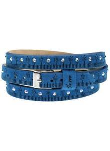 【送料無料】ブレスレット アクセサリ― ブローレディースブレスレットデil mezzometro bmm1304_m_wt ladies bracelet de