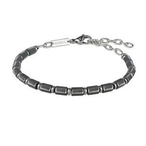 【送料無料】ブレスレット アクセサリ― ブレスレットクリプトンヘマタイトリファレンスbreil bracelet man krypton hematite reference tj2660