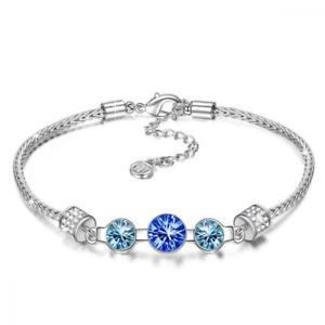 【送料無料】ブレスレット アクセサリ― メモリアイデアブレスレットkami idea bracelet for women childhood memory made with crystals from