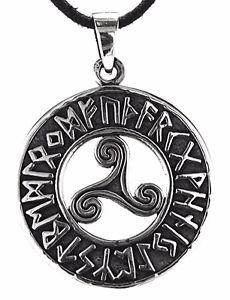 【送料無料】ブレスレット アクセサリ― アルジェントtriskele ciondolo in argento 925 collana trischele tre spirale nr319