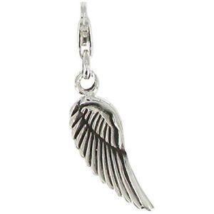 【送料無料】ブレスレット アクセサリ― レシルバールles poulettes jewelscharms charms wing angelcon silver le