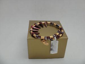 【送料無料】ブレスレット アクセサリ― アレックスクリムゾンオーララップブレスレットスパイクalex and ani depths of the wild, crimson aura wrap bracelet, spiked studded