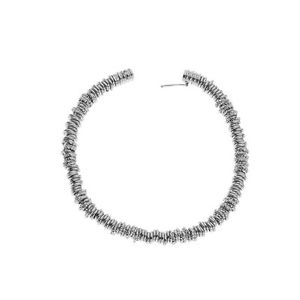 【送料無料】ブレスレット アクセサリ― ステンレススチールブレスレット zoppini stainless steel bracelet h1725 0000