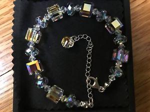 【送料無料】ブレスレット アクセサリ― ロマンスブレスレットシリーズスワロフスキークリスタルlady colour a little romance crystal bracelet series, with swarovski crystals