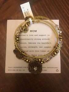 【送料無料】ブレスレット アクセサリ― アレックスブレスレットalex and ani mom bracelet set