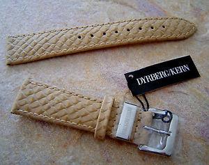 【送料無料】ブレスレット アクセサリ― カーンディボウォッチスペアブレスレットdyrberg kern leather spare bracelet for watch divo s sand