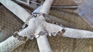 【送料無料】ブレスレット アクセサリ― クリスタルリンクスターリングブレスレット silpada *crystal link* sterlingcrystalsbrass bracelet b3417