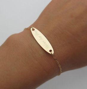 【送料無料】ブレスレット アクセサリ― カスタムブレスレットブレスレットゴールドパーソナライズcustom names bracelet, kids names bracelet gold personalized jewelry mom gift