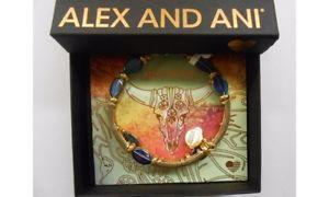 【送料無料】ブレスレット アクセサリ― アレックスアニタグカードビーディッドブレスレットニューalex and ani warrior dusk wrap beaded bracelet with tag box and card