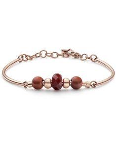 【送料無料】ブレスレット アクセサリ― ブレスレットジョリーローズゴールドbrosway bracelet tres joliebtjms 640 rose gold