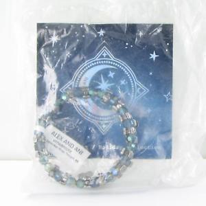 【送料無料】ブレスレット アクセサリ― アレックスアニブレスレットv17wsp02rsnwtalex and ani splendor twilight wrap expandable bracelet v17wsp02rs silver nwt