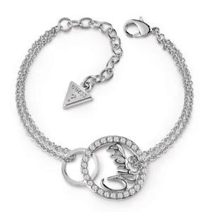 【送料無料】ブレスレット アクセサリ― ゲスauthenticsブレスレットubb85143lguess authentics ladies bracelet ubb85143l