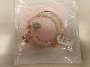 【送料無料】ブレスレット アクセサリ― アレックスブレスレットタグカードバッグalex and ani be mine sweet set of 3 bracelets sealed w tag card amp; bag