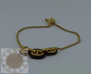【送料無料】ブレスレット アクセサリ― マルケルコースブレスレットニューmichael kors, gold tone bracelet,