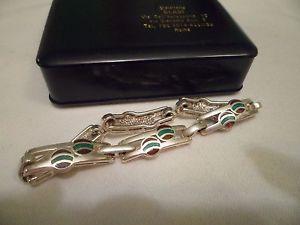 【送料無料】ブレスレット アクセサリ― スターリングシルバーイタリアブレスレットsterling silver italian made bracelet