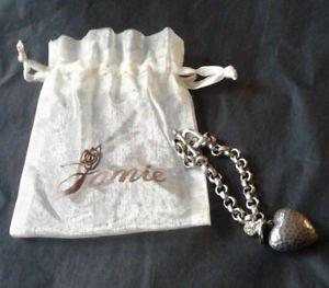 【送料無料】ブレスレット アクセサリ― デザイナージェイミーハートブレスレットdesigner jamie heart bracelet
