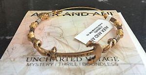 【送料無料】ブレスレット アクセサリ― アレックスロシアゴールドアンカーラップカードalex and ani russian gold anchor wrap uncharted voyage nwt amp; card