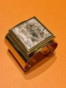 【送料無料】ブレスレット アクセサリ― ビンスゴールドトーンカフブレスレットvince camuto gold tone cuff bracelet