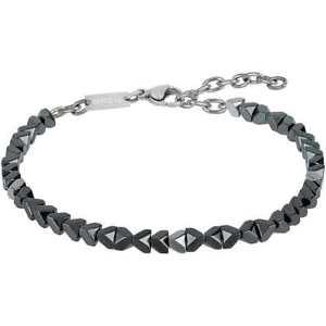 【送料無料】ブレスレット アクセサリ― ファッションブレスレットクリプトンマンfashion bracelet breil krypton mantj2664