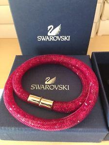 【送料無料】ブレスレット アクセサリ― スワロフスキーボックススターダストブレスレットauthentic swarovski stardust bracelet 5089833  in box rrp 69