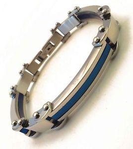 【送料無料】ブレスレット アクセサリ― イタリアステンレススチールブレスレットheavy bracelet for man stainless steel of italian lusine tendenze