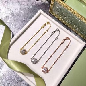 【送料無料】ブレスレット アクセサリ― ブレスレットガラスラウンドbracelet glass half pearl round cz encased gilt 18k fine trt10