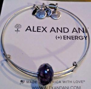 【送料無料】ブレスレット アクセサリ― アレックスプラムショートブレスレットルスalex and ani plum short and sweet expandable bracelet russilver