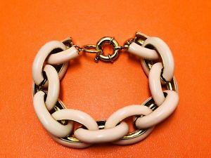 【送料無料】ブレスレット アクセサリ― エナメルリンクブレスレットj crew enamel link bracelet