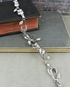 【送料無料】ブレスレット アクセサリ― フレックスラインストーンブレスレットsterling silver espo flex filigree amp; rhinestone bracelet