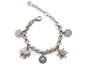 【送料無料】ブレスレット アクセサリ― ブレスレットsabika calm senses charm bracelet