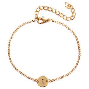 【送料無料】ブレスレット アクセサリ― ファッションシンプルアルファベットパーソナライズブレスレットfashion and simple personality alphabet iletters personalized charms bracelet y1