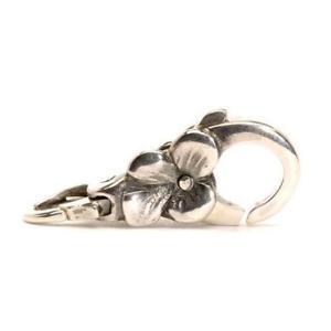 【送料無料】ブレスレット アクセサリ― trollbeads original fastening flower taglo 00026