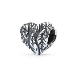 【送料無料】ブレスレット アクセサリ― プラタデプラタオハスtrollbeads en plata de plata hojas love tagbe 20174