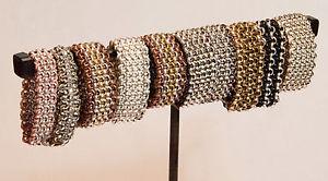 【送料無料】ブレスレット アクセサリ― カスタムチェーンレザーブレスレットcustom chain and leather bracelets