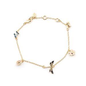 【送料無料】ブレスレット アクセサリ― ビルスキナートンボブレスレットbill skinner dragonfly and butterfly bracelet