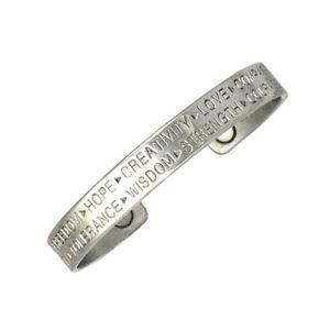 【送料無料】ブレスレット アクセサリ― セルジオカフブレスレットsergio lub magnetic cuff bracelet magnetic virtues silver xl
