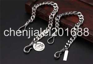 【送料無料】ブレスレット アクセサリ― スターリングシルバーファッションレターシンプルブレスレットpure s925 sterling silver popular fashion letter simple mans bracelet