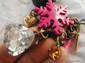【送料無料】ブレスレット アクセサリ― ジューシークチュールブレスレットドルnwt juicy couture bracelet reg 148