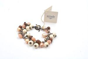 【送料無料】ブレスレット アクセサリ― avindyビーディッドブレスレットavindy beaded bracelet