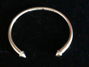 【送料無料】ブレスレット アクセサリ― ミハエルアスターシルバートーンクリスタルカフブレスレットmichael kors mkj3709 heritage astor silver tone crystal pave open cuff bracelet